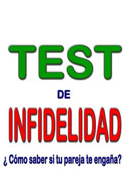 Test de Infidelidad poster