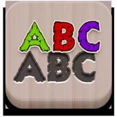 Kids Puzzle - Aplhabet आइकन