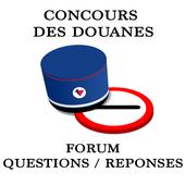 Forum Q/R Concours Des Douanes icon