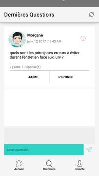 Forum Q/R Concours Des Douanes screenshot 1