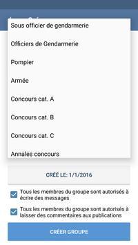Concours & Examens screenshot 8