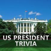 U.S. President Trivia ícone