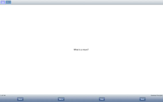 Grammar Principles screenshot 6