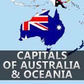 Capitals - Australia & Oceania icon