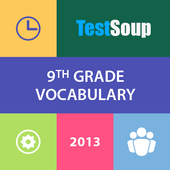 9th Grade English Vocabulary icon