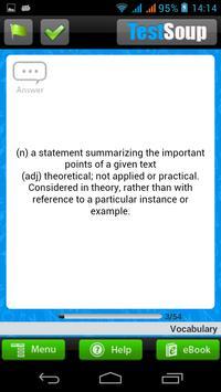 9th Grade English Vocabulary apk screenshot