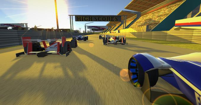 Speed Force Race - гонки apk screenshot