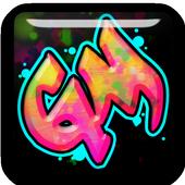 Graffiti Maker icon