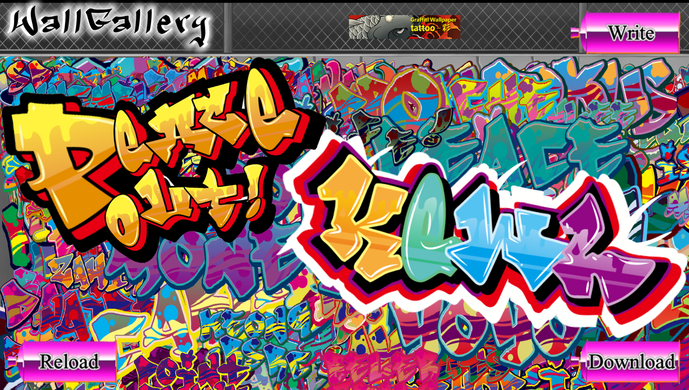 Graffiti maker for android apk download