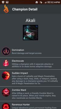 Reforged Runes Guide for LoL poster