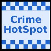 Crime HotSpot - UK icon