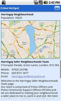 Crime HotSpot - UK apk screenshot