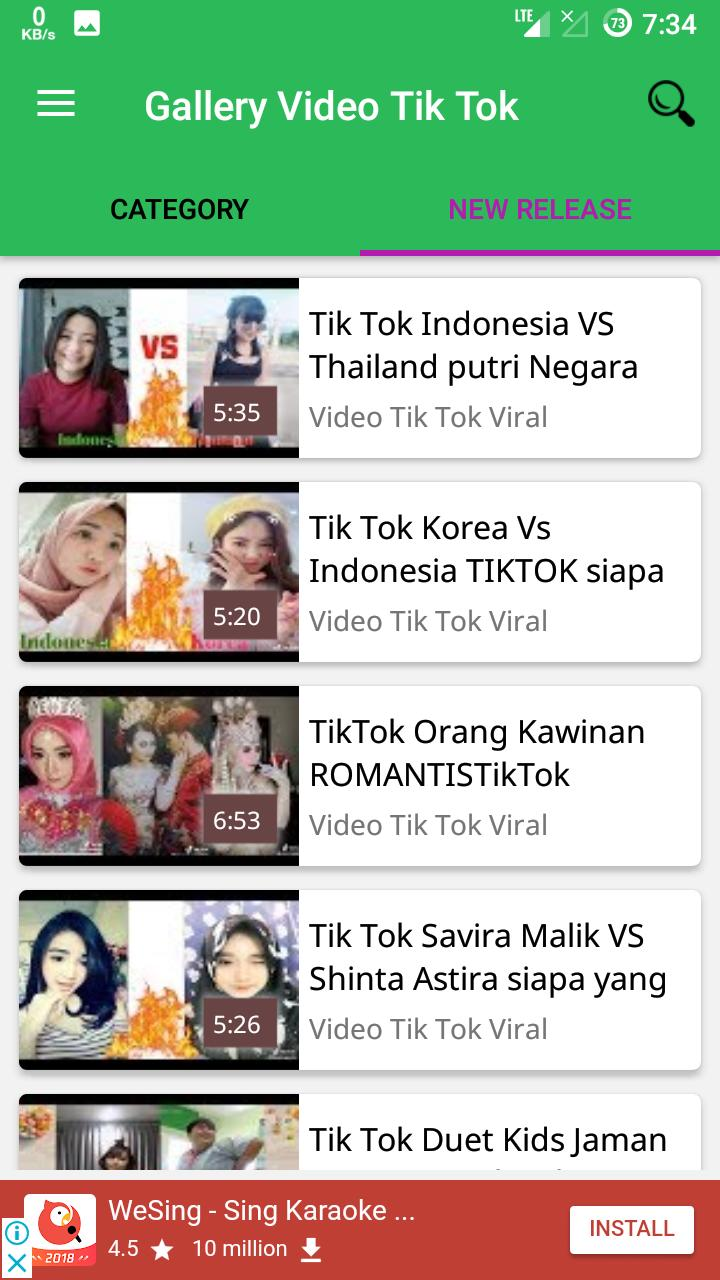 Gallery Video Tik Tok for Android - APK Download