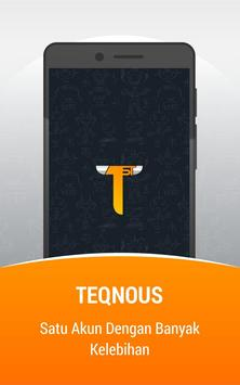 Teqnous Apps poster