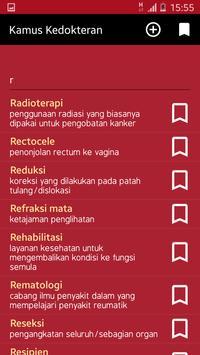 Kamus Kedokteran screenshot 1