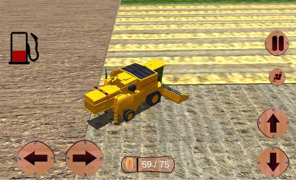 pertanian sim traktor bukit syot layar 5