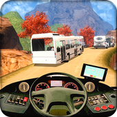 Off-Road Tourist Bus Driver icon