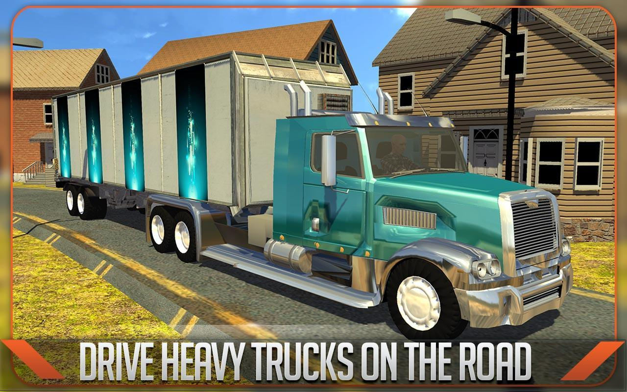 Truck simulator 3d 2016 for android apk download for Simulatore 3d