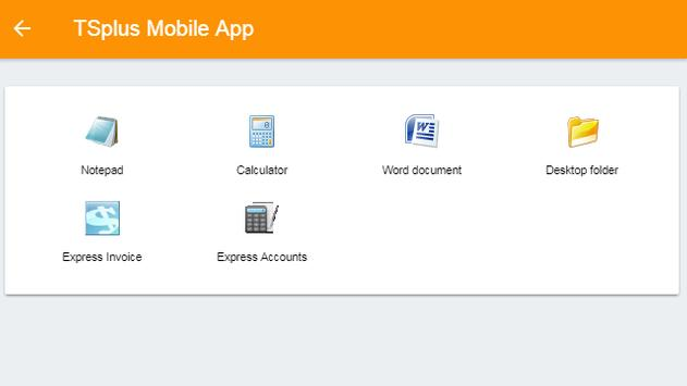 TSplus screenshot 5