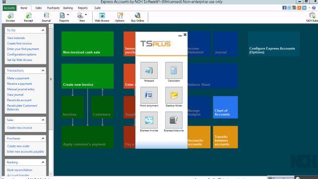 TSplus screenshot 6