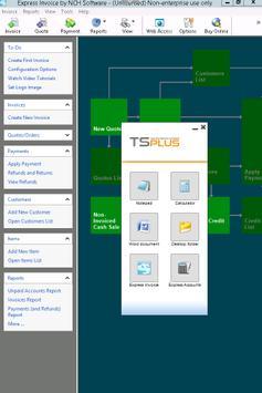 TSplus screenshot 2