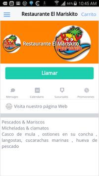 Restaurante El Mariskito poster