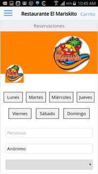 Restaurante El Mariskito screenshot 3