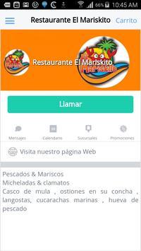 Restaurante El Mariskito screenshot 4