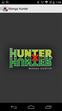 Manga Hunter poster