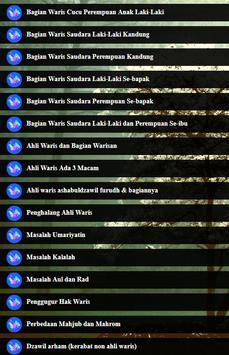Kitab Fiqih Mawaris - Faraidh (Harta Warisan) screenshot 2