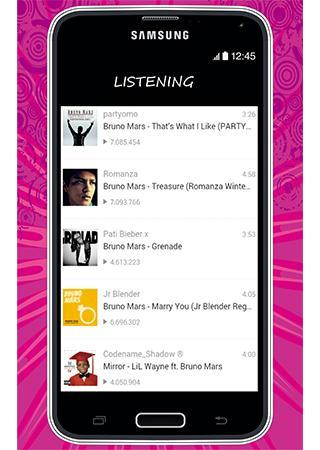 Listening Bruno Mars All Songs for Android - APK Download
