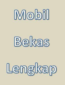Mobil Bekas Online Indonesia  Praktis Lengkap poster