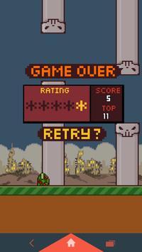 ZombieBird apk screenshot