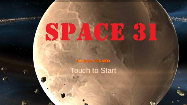 Space31 poster