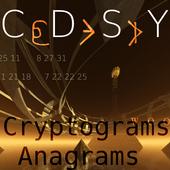 Code Spy Trial Crypto-Anagrams icon