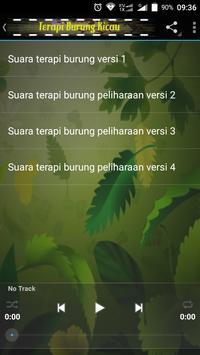 Terapi Burung Kicau Lengkap screenshot 3