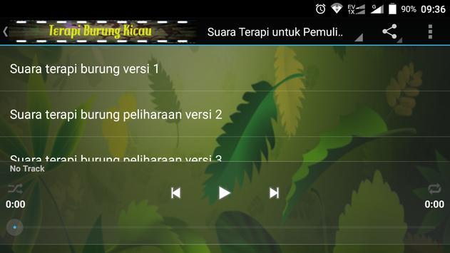 Terapi Burung Kicau Lengkap screenshot 4