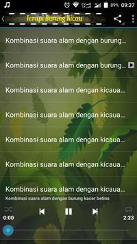 Terapi Burung Kicau Lengkap screenshot 6