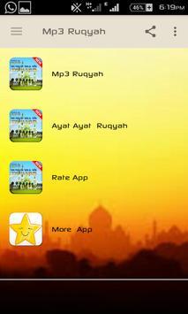 Mp3 Ruqyah apk screenshot