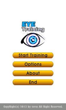 Eye Training - EIS poster