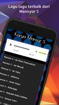 Lagu Mansyur S Mp3 Lengkap screenshot 1