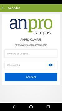 Anpro Campus screenshot 1