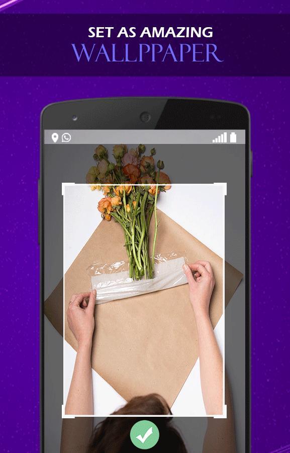 Bouquet flower Newspaper poster