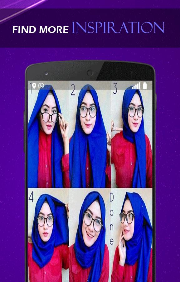Tutorial Hijab 2018 Simple For Android Apk Download