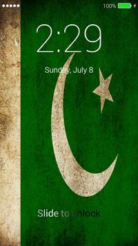 Flag of Pakistan Lock Screen & Wallpaper screenshot 4