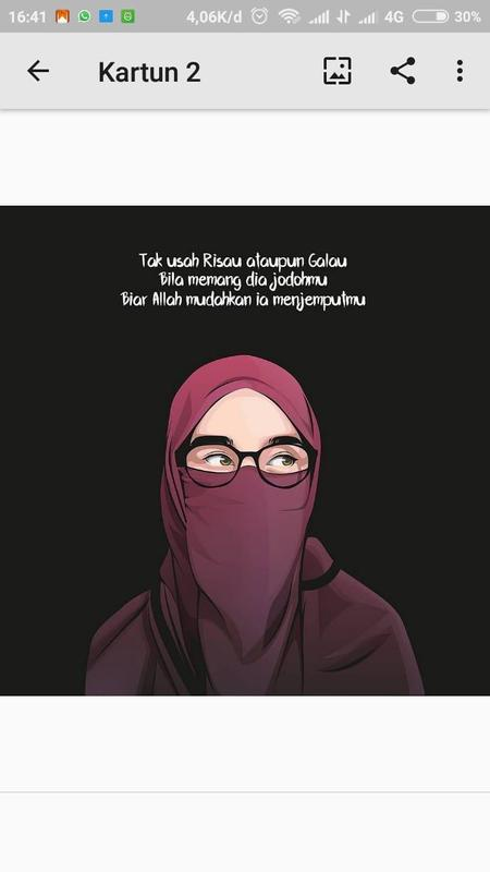 Kartun Muslimah Diary Hijrah For Android Apk Download