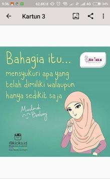 Kartun Muslimah Hijrah poster