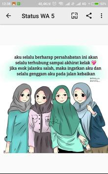 Gambar Kartun Muslimah Istiqomah