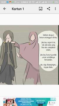 Muslimah Kartun screenshot 2