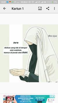 Muslimah Kartun screenshot 5